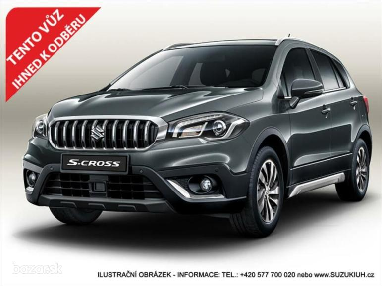 Suzuki S-Cross 1, 4   Premium AT Hybrid