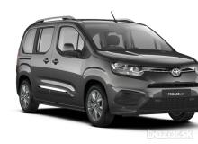 Toyota PROACE CITY VERSO Long 1.2T 130 - 8 AT Family 7 miest paket Comfort