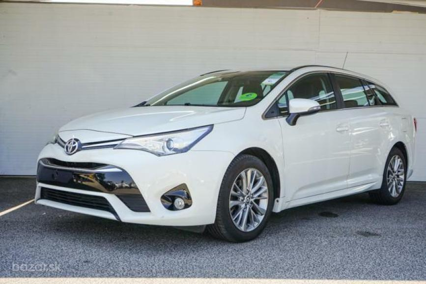 Toyota Avensis 1.6 D-4D Business Edition