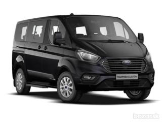 Ford Tourneo Custom 2.0 TDCi Family L2 H1 T320 A/T, 136kW, A6, 4d.