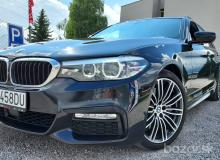 BMW Rad 5 Touring 530d xDrive A/T M-packet 195kW, A8