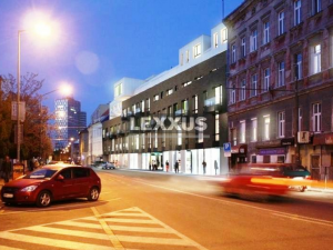 DUNAJSKÁ - Inner City Residence Novostavba Bratislava