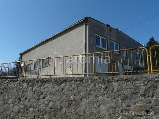 Samostatná budova - s projektom pre penzión - obrázok