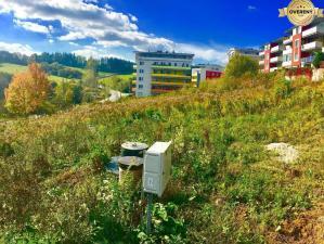 Na predaj pozemok 2757 m2 vhodný na výstavbu bytovky v Žiline