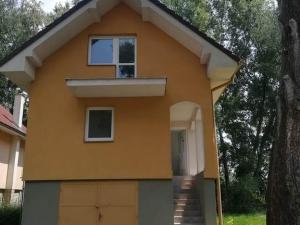 Rekreačná chata na celoročné bývanie v obci Bodíky
