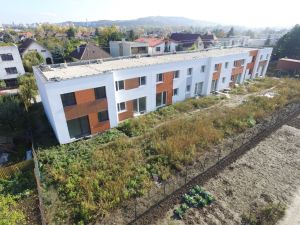 Zelený Grunt - projekt pasívnych radových domov v Hlohovci, Šulekovo Novostavba Hlohovec