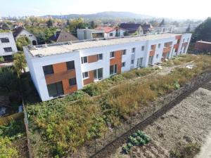 Zelený Grunt - projekt pasívnych radových domov v Hlohovci, Šulekovo