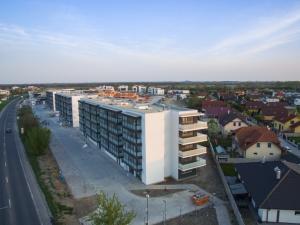 Bývanie, ktoré naplní vaše očakávania! www.greenvillage.sk Novostavba Dunajská Lužná