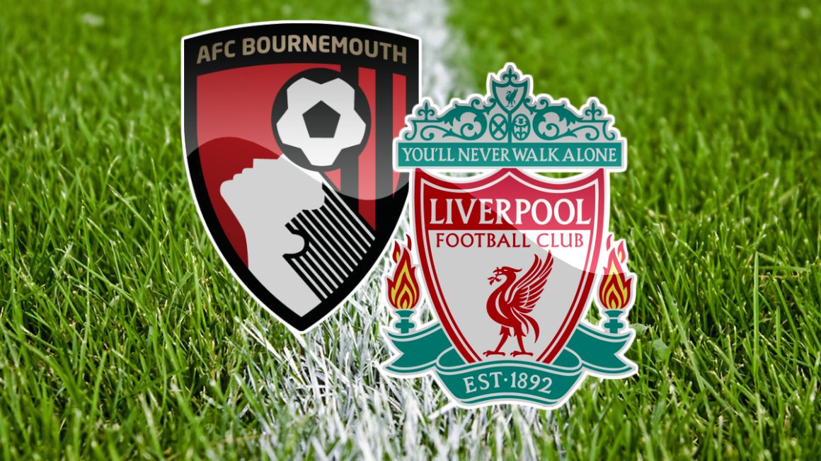 ONLINE: AFC Bournemouth – Liverpool FC