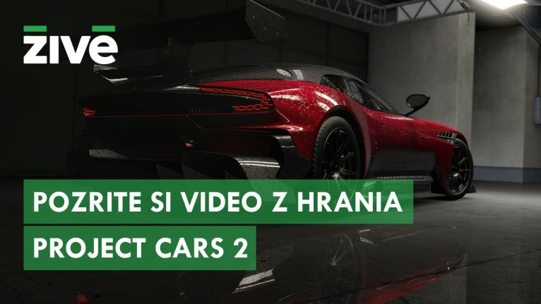 Project Cars 2: