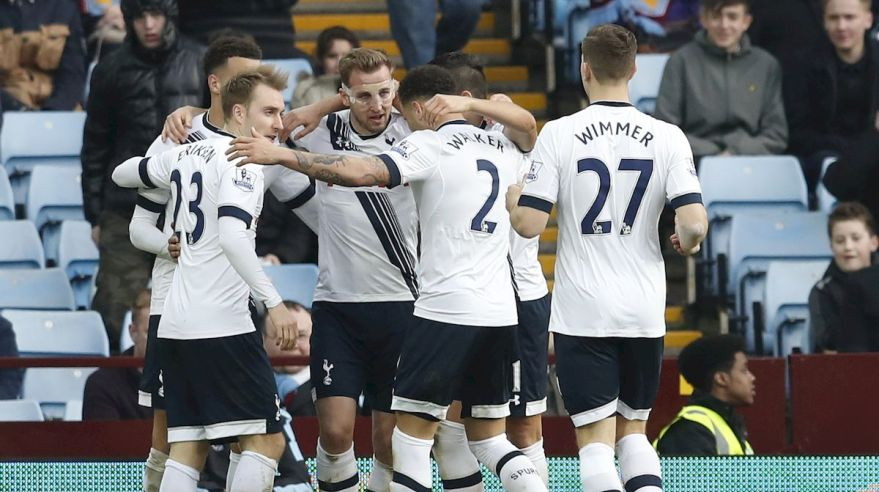 Tottenham Hotspur Harry Kane gol mar16 Reuters