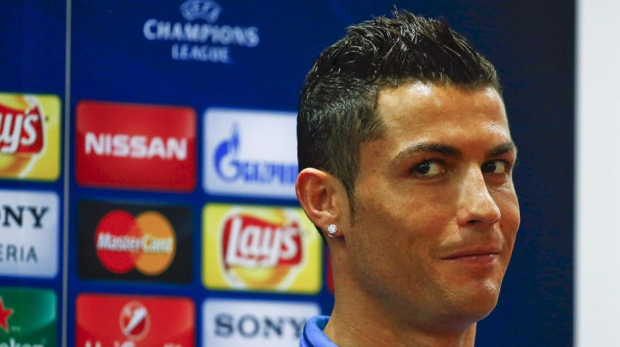 Cristiano Ronaldo Real Madrid tlacovka feb16 Reuters