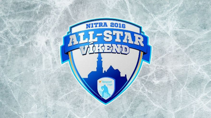 All-Star vikend, Tipsport Liga, Nitra 2016, logo