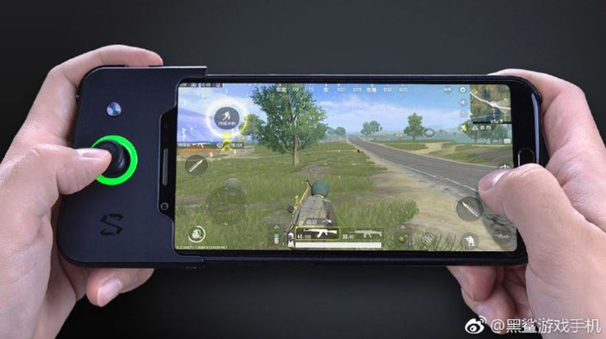 Black Shark Gaming Phone od Xiaomi