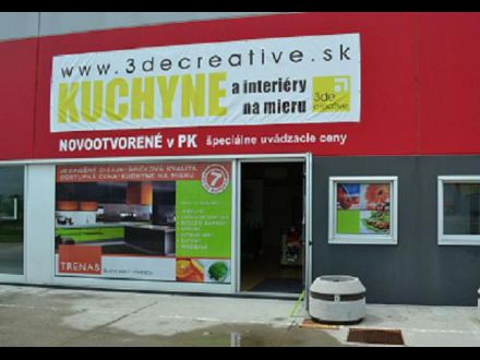 3de creative s.r.o.  Kuchynské a interiérové štúdio obr. 3