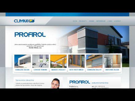 www.profirol.sk