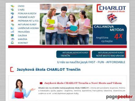 www.charlot.sk