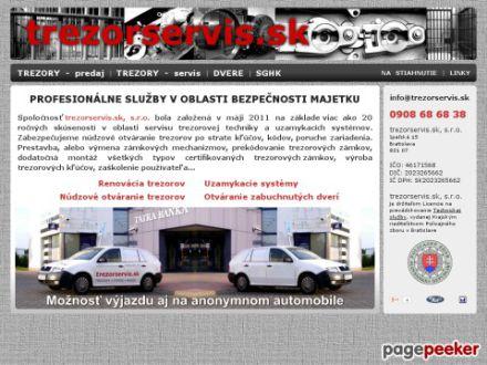 www.trezorservis.sk