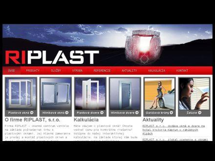 www.riplast.sk