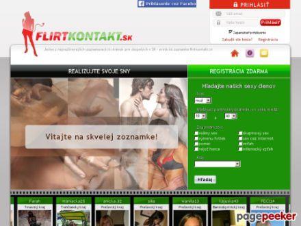 www.flirtkontakt.sk/