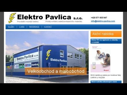 www.elektro-pavlica.com