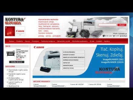www.konturaslovakia.sk