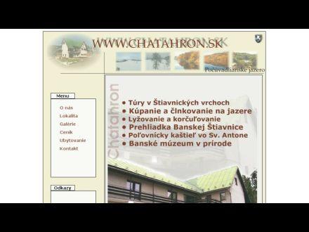 www.chatahron.sk