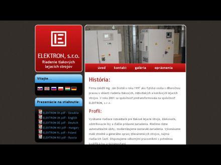 www.elektronsv.sk