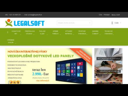 www.legalsoft.sk