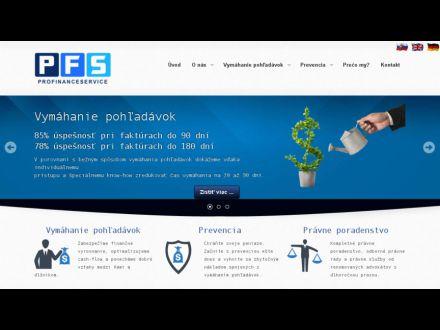 www.profinance.sk
