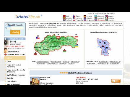 www.hotelsite.sk