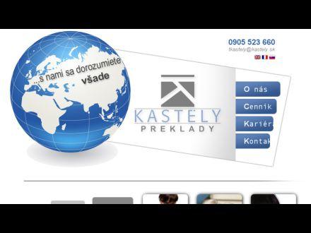 www.kastely.sk
