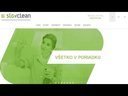 www.slovclean.sk