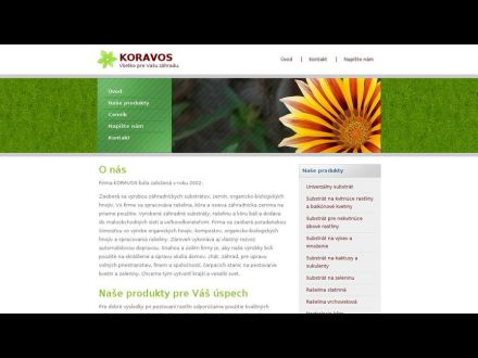 www.koravos.sk