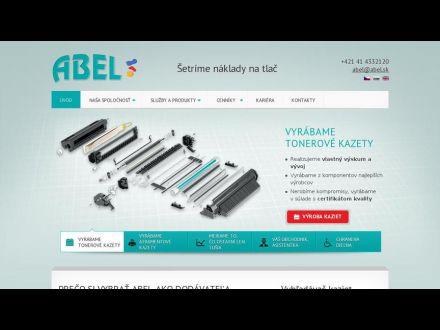 www.abel.sk