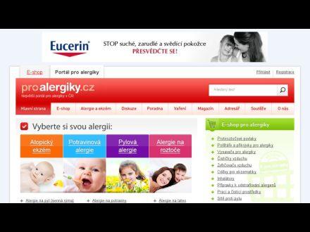 www.proalergiky.cz