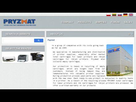 www.pryzmat.sk