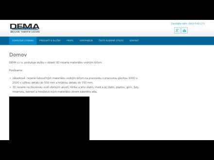 www.dema-zvolen.sk