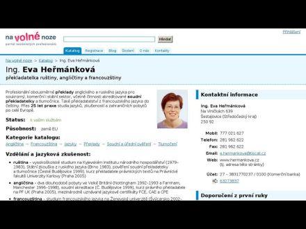 www.hermankova.cz