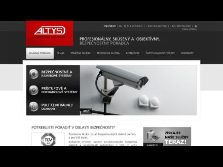 www.altys.sk