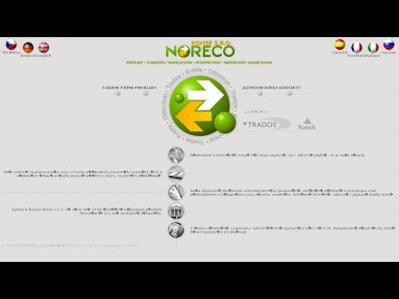 www.noreco.cz