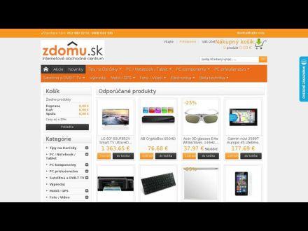 www.zdomu.sk