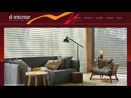 www.d-interior.sk