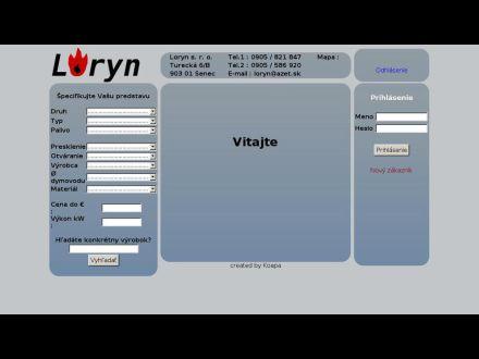 www.loryn-krby.sk