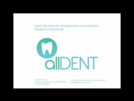 www.alldent.sk