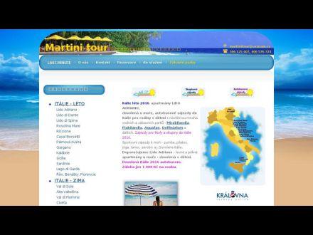 www.martinitour.cz