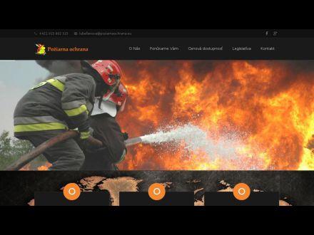 www.poziarnaochrana.eu
