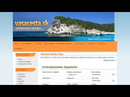 www.vasacesta.sk