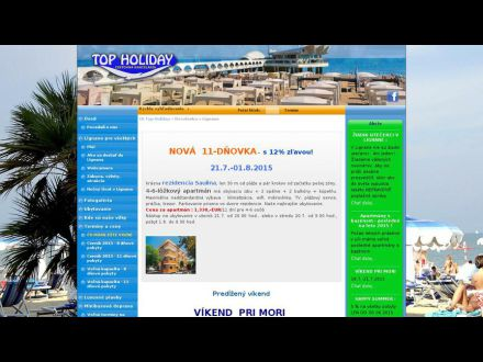 www.topholiday.sk