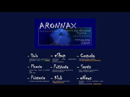www.aronnax.sk
